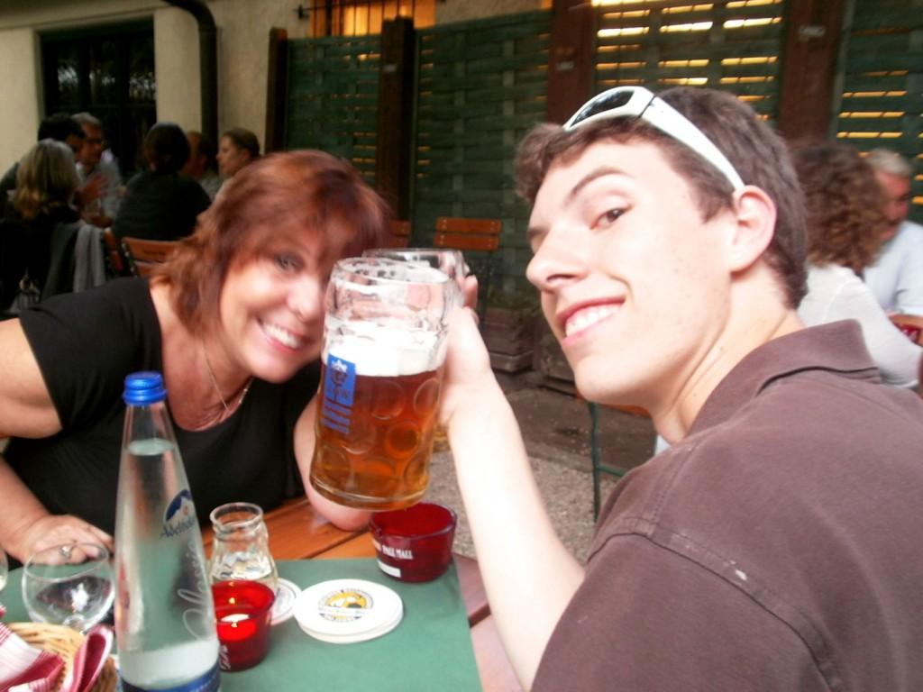 augustiner big ass beer